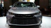 2015 Toyota Camry at 2014 NY Auto Show front