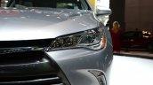 2015 Toyota Camry at 2014 NY Auto Show headlight