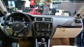 2015 VW Jetta at 2014 NY Auto Show interior