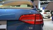 2015 VW Jetta at 2014 NY Auto Show taillight