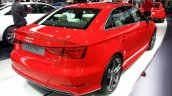 Audi A3 sedan rear three quarters at Auto China 2014