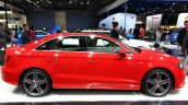 Audi A3 sedan side at Auto China 2014