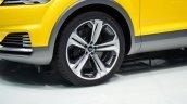 Audi TT Offroad Concept wheel