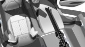 Audi compact SUV concept Beijing sketch seats