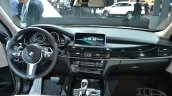 BMW Concept X5 eDrive at 2014 New York Auto Show - dashboard