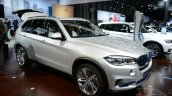 BMW Concept X5 eDrive at 2014 New York Auto Show - front three quarter