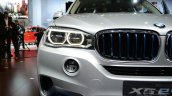 BMW Concept X5 eDrive at 2014 New York Auto Show - headlamp