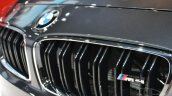 BMW M4 Convertible at 2014 New York Auto Show - grille