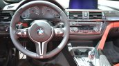 BMW M4 Convertible at 2014 New York Auto Show - steering
