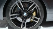 BMW M4 Convertible at 2014 New York Auto Show - wheel