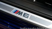 BMW M6 Gran Coupe door sill from Indian launch
