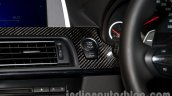 BMW M6 Gran Coupe engine start-stop button from Indian launch