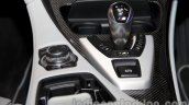 BMW M6 Gran Coupe gear stalk from Indian launch