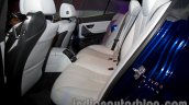 BMW M6 Gran Coupe rear seat from Indian launch