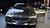 BMW Vision Future Luxury Concept front view at Auto China 2014