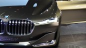 BMW Vision Future Luxury Concept headlamp at Auto China 2014