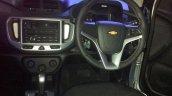 Chevrolet Spin Activ cockpit