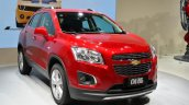 Chevrolt Trax Changku at 2014 Beijing Auto Show - front three quarter right
