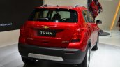 Chevrolt Trax Changku at 2014 Beijing Auto Show - rear three quarter