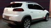 Citroen C-XR rear three quarters Concept at Auto China 2014
