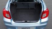 Datsun on-DO boot press shot
