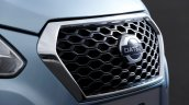 Datsun on-DO honeycomb grille press shot