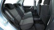 Datsun on-DO rear seats press shot