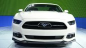Ford Mustang 50 year limited edition at the 2014 New York Auto Show