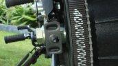 Harley Davidson Street 750 belt drive