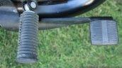 Harley Davidson Street 750 brake pedals