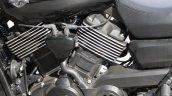Harley Davidson Street 750 engine section