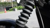 Harley Davidson Street 750 front shock rubber guard