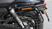 Harley Davidson Street 750 rear section