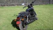 Harley Davidson Street 750 rear three quarter right