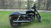Harley Davidson Street 750 side view