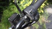 Harley Davidson Street 750 switch panel right