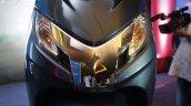 Honda Activa 125 chrome front