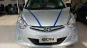 Hyundai Eon 1L IAB spied front