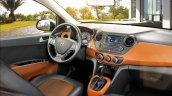 Hyundai Grand i10 South America interior