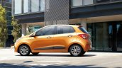Hyundai Grand i10 South America profile