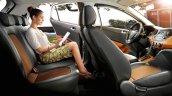 Hyundai Grand i10 South America seats