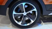 Hyundai ix25 alloy wheel design at Auto China 2014