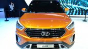 Hyundai ix25 front at Auto China 2014
