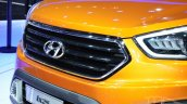 Hyundai ix25 grille at Auto China 2014