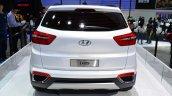 Hyundai ix25 white rear at Auto China 2014