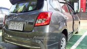Indonesia Datsun Go+ Bodykit rear three quarter