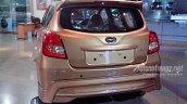 Indonesia Datsun Go+ Bodykit rear