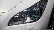 Infiniti Q70 headlamp at Moscow Motor Show 2014