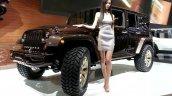 Jeep Wrangler Apollo Edition at 2014 Beijing Auto Show - side