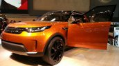 Land Rover Discovery Vision Concept at Auto China 2014